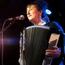 Johanna Moll beim Poetry Slam im März 2014