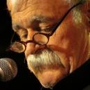 Klaus Urban beim Poetry Slam im März 2014