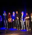 Alle Poeten beim Poetry Slam in Erlangen im März 2015
