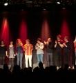 Alle Künstler beim Poetry Slam Erlangen im März 2016