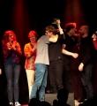 Die Gewinner beim Poetry Slam Erlangen im März 2016