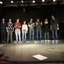 Alle Poeten beim Poetry Slam Erlangen im Mai 2014