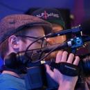 Kamerateams beim Poetry Slam Erlangen im Mai 2014