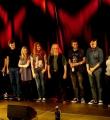 Alle Poeten des Abends beim Poetry Slam Erlangen im Mai 2015