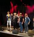 Finalabstimmung beim Poetry Slam Erlangen im Mai 2015
