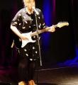 Musikerin Lena Dobler beim Poetry Slam Erlangen im Mai 2015