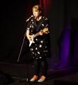 Lena Dobler beim Poetry Slam Erlangen im Mai 2015