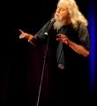 Peter Bähr beim Poetry Slam Erlangen im Mai 2015