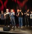 und tschuess beim Poetry Slam Erlangen im Mai 2015