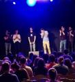Alle Poeten und Poetinnen des Abends beim Poetry Slam Erlangen im Mai 2016