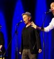 Die Stützen der Gesellschaft beim Poetry Slam Erlangen im Mai 2016