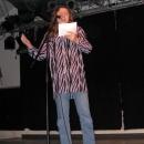 Loony Lorna beim Poetry Slam Erlangen im November 2010
