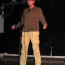 Matthias Klaß beim Poetry Slam Erlangen im November 2010