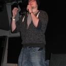 Tom Schildhauer beim Poetry Slam Erlangen im November 2010