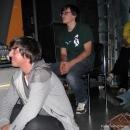 Jan und Manuel Siegert / Bybercap beim Poetry Slam Erlangen im November 2010