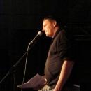 Thomas Schmidt beim Poetry Slam Erlangen im November 2013