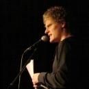 Thomas Spitzer beim Poetry Slam Erlangen im November 2013