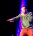 Outtakes Valerio 01  beim Poetry Slam im November 2014