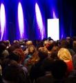 Publikum beim Poetry Slam im November 2014