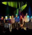 Alle Poeten des Abends beim Poetry Slam Erlangen im November 2015