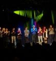Applaus für den Abend beim Poetry Slam Erlangen im November 2015