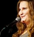 Schirin Regener beim Poetry Slam Erlangen im November 2015