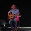 Daantje beim Poetry Slam Erlangen Oktober 2010
