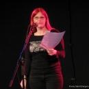 Rebecca Ufert beim Poetry Slam Erlangen Oktober 2010