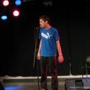 Marque-Regnier Hübscher beim Poetry Slam Erlangen Oktober 2010