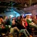 Publikum beim Poetry Slam Erlangen im Oktober 2013