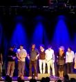 Abstimmung beim Poetry Slam im Oktober 2014