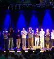 Alle Poeten beim Poetry Slam im Oktober 2014