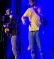 Byebye beim Poetry Slam im Oktober 2014