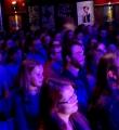 Publikum beim Poetry Slam im Oktober 2014