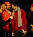 Applausberatungen beim Poetry Slam Erlangen im Oktober 2015