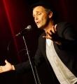 Frank Klötgen beim Poetry Slam Erlangen im Oktober 2015