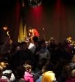 Adieu liebes Publikum beim Poetry Slam Erlangen im Oktober 2015