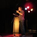 Bybercap beim Poetry Slam Erlangen September 2013