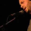 Hentrik Szanto beim Poetry Slam Erlangen September 2013
