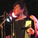 Johanna Moll beim Poetry Slam Erlangen September 2013