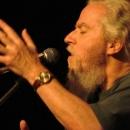 Peter Bahr beim Poetry Slam Erlangen September 2013