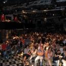 "Unser treues Publikum beim Poetry Slam Erlangen ""Sommer Spezial"" August 2010"