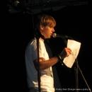 """Turnkey Facility beim Poetry Slam Erlangen """"Sommer Spezial"""" August 2010"""