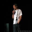 "Axel Horndasch beim Poetry Slam Erlangen ""Sommer Spezial"" August 2010"