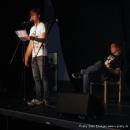 """Hanz N' Roses beim Poetry Slam Erlangen """"Sommer Spezial"""" August 2010"""