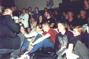 Blaue Nacht 2005 Publikum